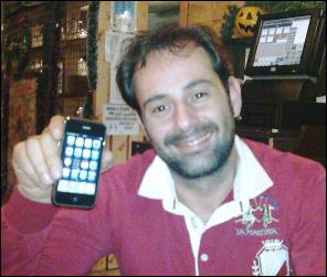 Phi y su iPhone 3G