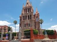 Consulta otras zonas donde conocer gente en Guanajuato